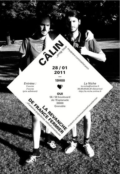 Câlin + La Revanche de France Fermier